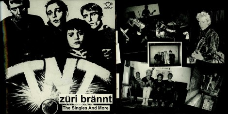 Cover TNT Züri brännt & Singles reissue 2008